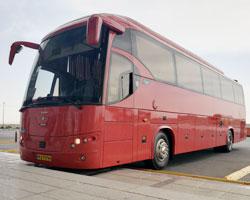 خرید بلیط اتوبوس از سایت ایران پیما شاهین شهر
