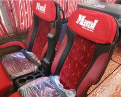 انتخاب صندلی دلخواه